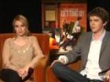 Emma Roberts And Freddie Highmore On Their Big Teenage Crushes!