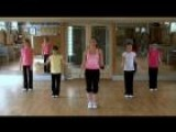 Kids Aerobics Exercise Part 4