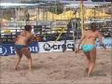 AVP Coney Island With Beth Van Fleet And Suzana Manole