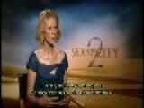 Entrevista Exclusiva Con Cynthia Nixon Miranda