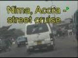 Accra Street Cruise - Nima