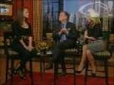 Alicia Keys On Live With Regis & Kelly