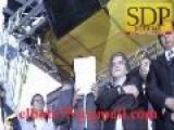 AMLO: MITIN En El SENADO 26-Octubre-09