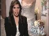America Ferrera&apos S Wedding Chat