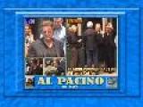 AL PACINO On The Set Coffee Ad