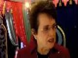 Billie Jean King At The Women&apos S Conference 2010