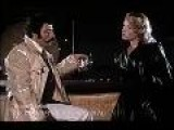 Brigitte Lahaie&apos S Famous Black Raincoat &#171 Film Classique &#187