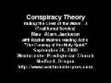 Conspiracy Theory Riding The Crest Of The Wave - 3