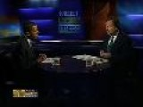Candidate Obama Speaks With Tim Russert About Social Security