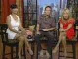 Catherine Bell On Regis And Kelly 6.02.08