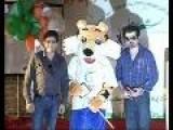 DELHI 2010 XIX COMMONWEALTH GAMES Album Launch Raj Kumar Santoshi Anil Kapoor Anand Raj Anand