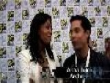 ETC Extra Comic-Con 2010 Coverage: Aisha Tyler Interview Archer