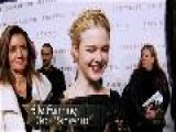 Elle Fanning StarCam Interview At Somewhere Premiere