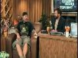 Fred Durst On Tom Green&apos S House Tonight!
