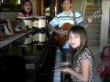 Falling Alicia Keys Cover Castillo Kids Julie 8 Jessie 10
