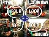 Gray Line Four Loop