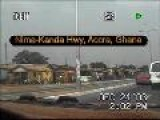 Ghana, Accra, Nima-Kanda Hwy