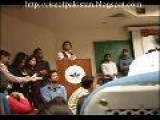 Imran Khan @ LUMS - 03 Nov 2007 - Crushing MQM