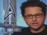 J.J. Abrams & Cast On New Star Trek