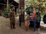 Justin Timberlake And Anna Faris On Red Carpet For Yogi Bear