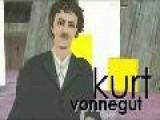 Kurt Vonnegut In Second Life With The Infinite Mind Machinema