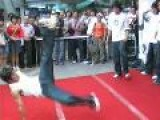 Korean Breakdancing