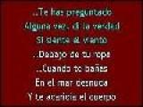 Karaoke Alejandro Sanz - Quisiera Ser KK: Www.descargar-karaoke.com