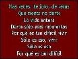 Karaoke Alejandro Sanz - Cuando Nadie Me Ve KK: Www.descargar-karaoke.com