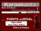 Karaoke Alejandro Sanz - Amiga Mia KK: Www.descargar-karaoke.com