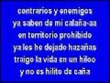 Karaoke Larry Hernandez - La Continuacion Del Baleado MK: Www.descargar-karaoke.com