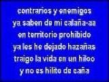 Karaoke Larry Hernandez - La Continuacion Del Baleado MK: Www.descargar-karaoke.com