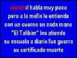 Karaoke Larry Hernandez - El Taliban MK: Www.descargar-karaoke.com