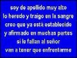 Karaoke Larry Hernandez - La Gente Del Se&#241 Or MK: Www.descargar-karaoke.com