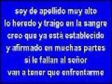 Karaoke Larry Hernandez - La Gente Del Se&#241 Or MK: Www.descargar-karaoke.com