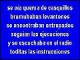 Karaoke Larry Hernandez - Lista Negra MK: Www.descargar-karaoke.com