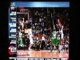 Kevin Garnett Nut Taps Channing Frye Video