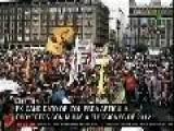 L&#243 Pez Obrador Anuncia Su Intenci&#243 N De Participar En Elecciones Presidenciales 2012