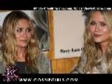 Mary Kate & Ashley Olsen Rare Appearance