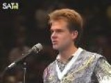 Masters 1989 - Stefan Edberg Vs Boris Becker Final Ceremony