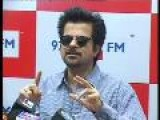 Movie AISHA Film Promotion At 92 7 BIG FM Anil Kapoor