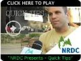 NRDC QuickTips