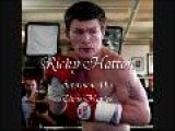 Ricky Hatton On Chris Moyles Show June 3rd 2010