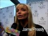 Runway + Shows: Jaime Pressly