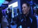 Soccer Star Mia Hamm At Intel Booth CES 2010