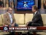 Shelly Palmer Chats With Harry Martin About Facebook On Fox 5 News At 6