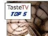 TasteTV Top 5 Report - Episode 1