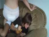 Diaper Lapdance