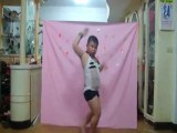 Funny Asian Kid Dancing