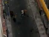 Protestor Shot In Alexandria
