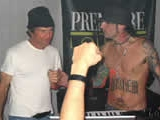 Dennis Quaid Rocks With Tommy Lee